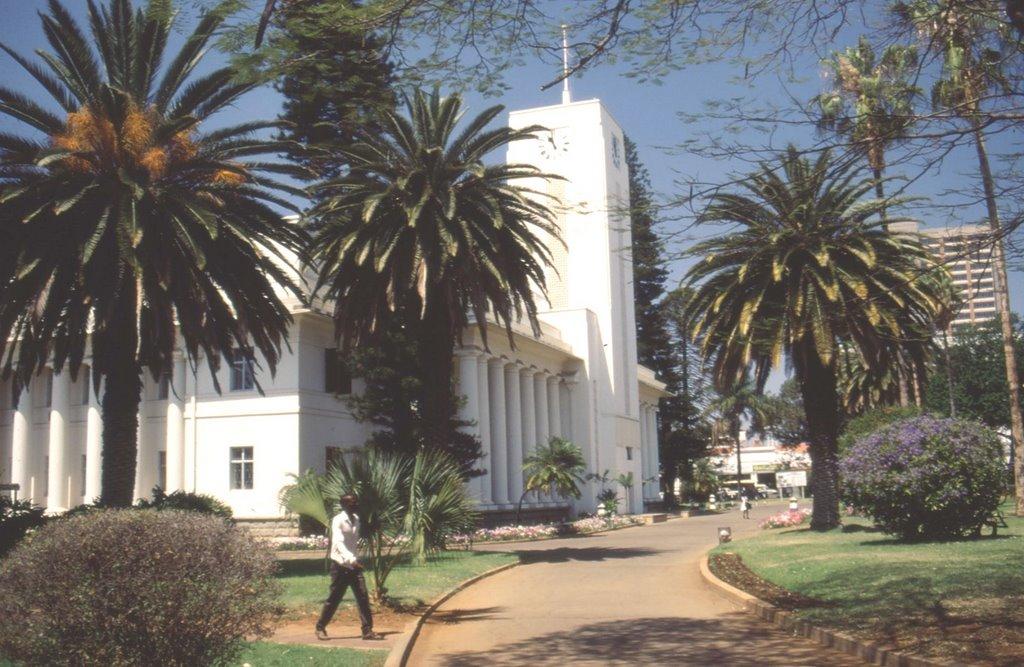 Bulawayo TOwn Hall