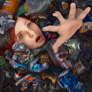 drowning_in_trash_by_countrygirl957-d3jvyst