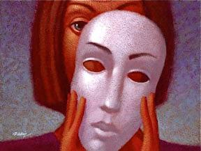 medieval-woman-behind-mask