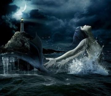 Woman in storm3